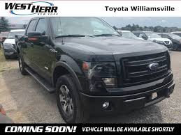 Used 2013 Ford F-150 FX4 4D SuperCrew 74112 21 14221 Automatic ...