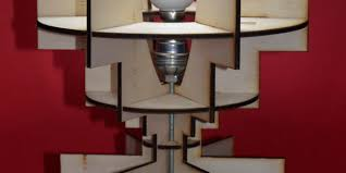 Laser Cut Lamp Dxf by Wooden Table Lamp U2013 Dxf Downloads U2013 Files For Laser Cutting And