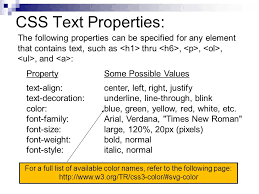 introduction to css ppt video online download