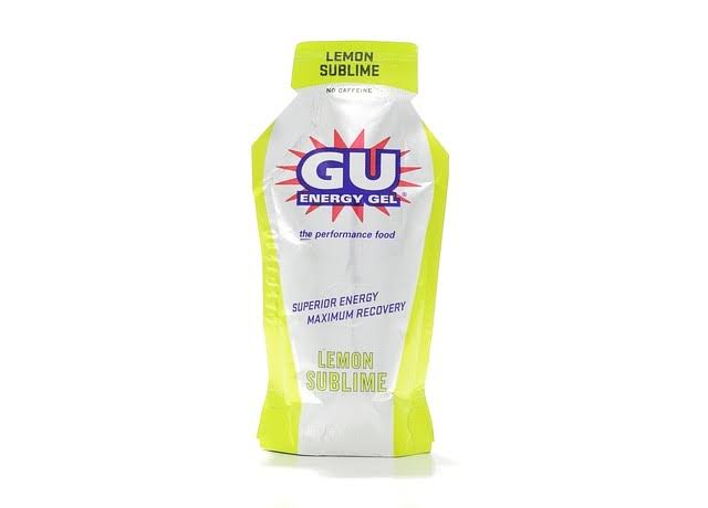 GU Original Sports Nutrition Energy Gel - Lemon Sublime