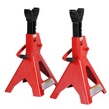 Goplus New 3 Ton Heavy Duty Jack Stands Ratcheting Set Pair Height ... Gray Jack Stands 10 Ton 25 35 Now At Triple R Truck Parts Husky 3ton Light Duty Jack Kithd00127 The Home Depot Vwvortexcom Stands Mchflex Rotary Lift How To Jack Up A Big Truck Safely Truck Edition Youtube Amazoncom Heinwner Hw93503 Blueyellow Stand 3 Ton Xpcamper Enthusiast Forum Craftsman 214 Ton Floor Set With Stands New Torin Big Red Auto Craft 1 Pair Car Homemade Camper Products Comparison List Forklift Refurbished