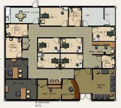 Doctors fice Floor Plan by Miztimid88 on DeviantArt