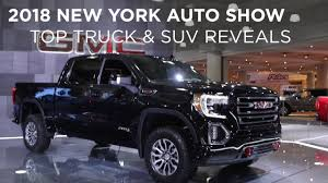 100 Truck Suv 2018 New York Auto Show Top SUV Reveals Drivingca YouTube