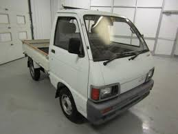 100 Hijet Mini Truck 1991 Daihatsu HiJet 4WD For Sale 33386 Motorious