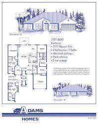 Maronda Homes Floor Plans Florida by Adams Homes Homes For Sale In Sherman Hills Brooksville Fl