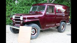 1956 Willys 4x4 Sedan Delivery For Sale~Body Off Restoration ... Blazing Blue 1941 Willys Pickup Goodguys Hot News Willys Jeep Truck 4x4 New Tires Paint Runs Great M38 Wikipedia Find Of The Week 1951 Jeep Truck Autotraderca Dustyoldcarscom 1961 Black Sn 1026 Youtube 1948 Wagon A Throwback To High School Classic Hemmings Day 1959 Utility Daily 1950 Used Jeepster For Sale At Webe Autos Serving Long Island 4500 1950s History Go Beyond Wrangler