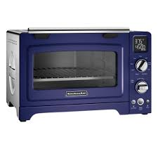 Cobalt Blue Convection Toaster Oven