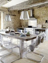 cuisine mur en le mur en apparente en 57 photos salons castle house and