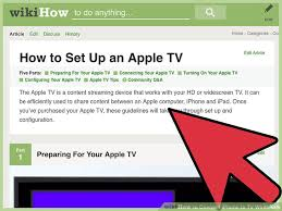 How to Connect iPhone to TV Wirelessly 15 Steps with
