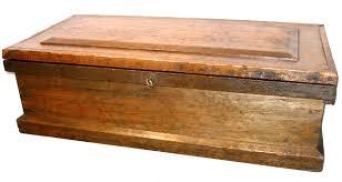 vintage carpenter wood tool box photos