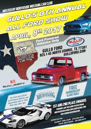 100 Weldon Truck Parts Gullos 8th Annual All Ford Car Show Gullo Ford Of Conroe