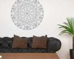 decorative stencils for walls wall stencils etsy
