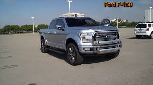 2017 Ford Atlas On The Road! Driving, Details, Ride, Start Ups - YouTube