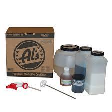 Amazon.com: Al's Liner ALS-BL Black Premium DIY Polyurethane Spray ...