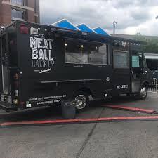 100 Balls On Trucks The Meatball Truck Rochester Food Roaming Hunger