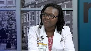Paul Pepper: Dr. Christelle Ilboudo, MU Health Care,