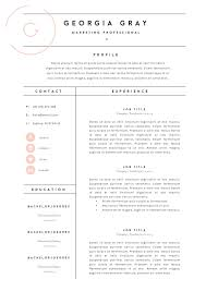 Resume Template Com Best Of Unique Examples 2017