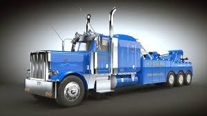 100 3d Tow Truck Games 2014 389 Wrecker Model