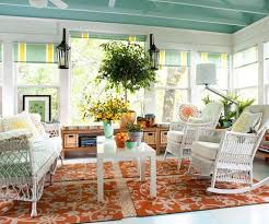View In Gallery Rocking Chairs Are Definitely Great Additions To A Sunroom