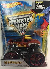 100 Hot Wheels Monster Truck Track Amazoncom Jam El Toro Loco Ace Tires