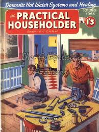the advertising archives magazine cover practical householder
