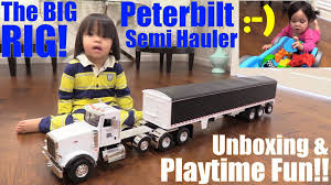 A Big Rig Diecast Semi Hauler Truck With Grain Trailer Mega Bloks A ...