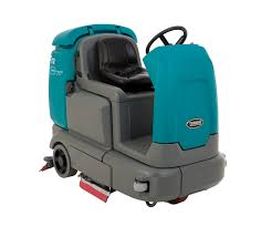 t12 compact battery rider scrubber