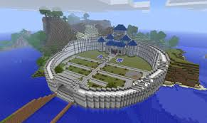 Minecraft Circle Floor Designs by The Ivory City Screenshots Show Your Creation Minecraft