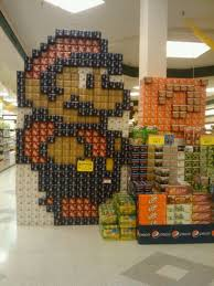 Greatest In Store Product Display Ever