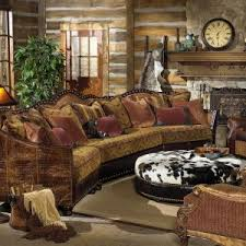 Furniture Rustic Sofa For Your Living Room Decor Idea