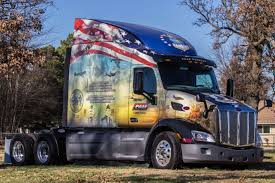 100 Patriot Truck Ride Fleet PAM Transport Inc