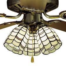 Tiffany Style Lamp Shades by Decorative Tiffany Ceiling Fan Light Kit Modern Ceiling Design