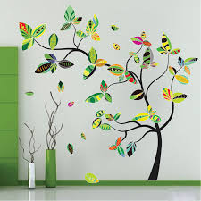 abstract tree wall decal tree wall decal murals primedecals