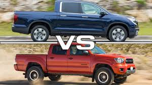 Top Toyota Truck Vs Honda Truck Reviews - Truck Reviews & News ...