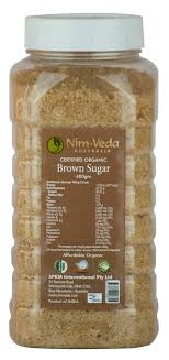 Nim Véda Australia Certified Organic Light Brown Sugar Nim Véda
