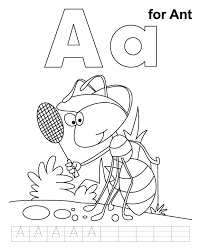 Free Letter B Printable Coloring Pages For Preschool