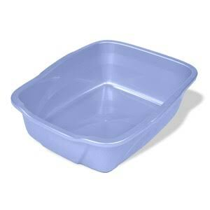 Van Ness Plastic Molding Cat Pan - Small, 14x10x3.5 in