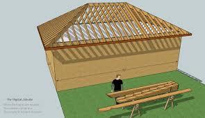 model u0026 measure part one hip rafters de mystified by visualizing