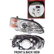 subaru legacy headlight assemblies at auto parts