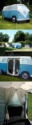 VW Camper Van Tent. I Want This!   Camping   Pinterest   Vw Camper ...