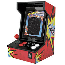 Mortal Kombat Arcade Cabinet Ebay by Amazon Com Ion Icade Arcade Bluetooth Cabinet For Ipad Sports