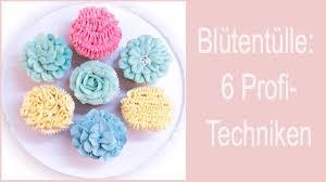 Zuckerblumen Selber Spritzen Anleitung Was Blütentülle 6 Profi Technik Zum Spritzen