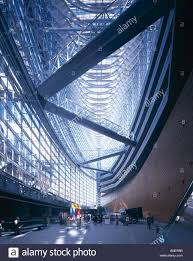 100 Atrium Architects International Forum Tokyo 1996 Architect Rafael