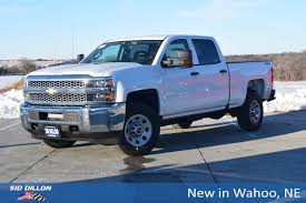 New 2019 Chevrolet Silverado 3500HD Work Truck Crew Cab In Wahoo ... New 2019 Chevrolet Silverado 2500hd Work Truck 4d Crew Cab In Murfreesboro Tn Double Yakima 2018 1500 Regular Fremont Preowned 2012 Pickup 2017 4wd 1435 San Antonio Tx Ld Extended