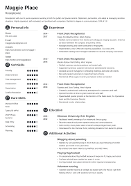 Receptionist Resume Examples (Skills, Job Description & Tips) Receptionist Resume Examples Skills Job Description Tips Sample Pdf Valid Cover Letter For Template Where To Print Front Desk Archaicawful Medical Samples For And Free Forical Reference Velvet Jobs