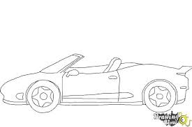How to Draw a Car Easy Step 8