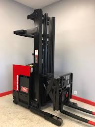 """CES #20684 Raymond Reach Truck Forklift 250"""" Hss Reach Trucks For Every Occasion And Application Cat Standon Truck Nrs9ca United Equipment Reach Truck 2030 Ton Pt Kharisma Esa Unggul Pantograph Double Deep Nr23 Forklift Hire Linde Series 1120 R14r20 Electric 15t 18t 5series Doosan Forklifts Raymond Stand Up Doubledeep Narrow Aisles Rd 5700 Reach Truck Electric Handling Ritm Industryritm Industry Trucks China Manup Bt Vce 150a Year 2012 Serial Number"""