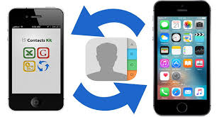 How to Transfer Contacts from e iPhone to Another
