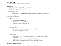 Resume Sample For Cna E With Hospital Experience Certified No Examples Of Es Jobs