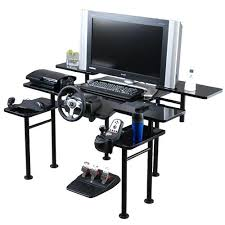 pc de bureau gaming pc bureau gaming pc ergo height adjustable corner desk